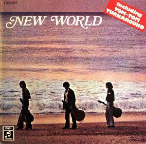Cover - New World: New World