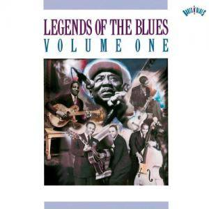 Legends Of The Blues Volume 1 - Cover