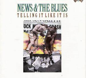 Cover - Lucille Bogan: News & The Blues- Telling It Like It Is