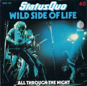 "Status Quo: Wild Side Of Life (7"") - Bild 1"