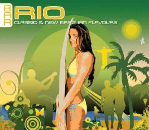 Cover - Edu Lobo: Bar Rio - Classic & New Brazilian Flavours