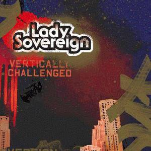 Lady Sovereign: Vertically Challenged - Cover