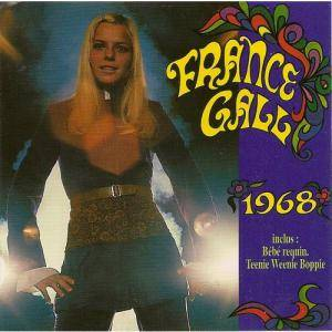 Cover - France Gall: 1968