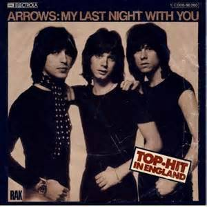 Cover - Arrows: My Last Night With You