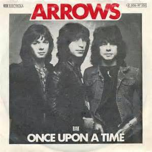 Cover - Arrows: Once Upon A Time