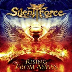 Silent Force: Rising From Ashes - Cover