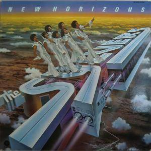 Cover - Sylvers, The: New Horizons