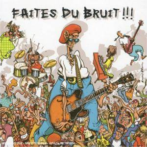 Cover - Skunk: Faites Du Bruit !!!