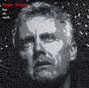 Roger Taylor: Fun On Earth - Cover