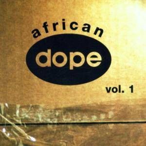 African Dope Vol. 1 - Cover