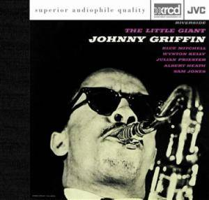 Cover - Johnny Griffin: Little Giant, The