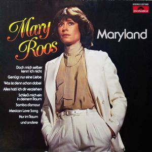 Cover - Mary Roos: Maryland