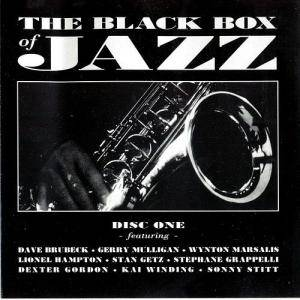 Black Box Of Jazz Disc One, The - Cover