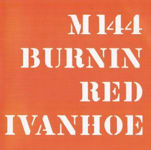 Burnin Red Ivanhoe: M 144 - Cover