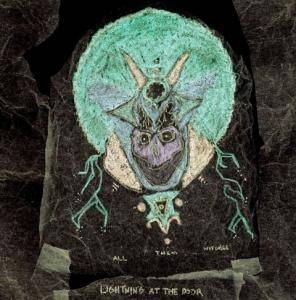All Them Witches: Lightning At The Door - Cover