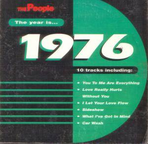 Cover - Pluto Shervington: People: The Year Is... 1976, The