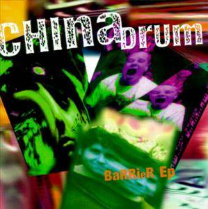Cover - China Drum: Barrier EP