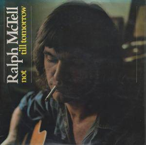 Cover - Ralph McTell: Not Till Tomorrow