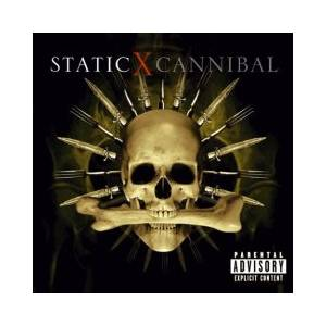 Static-X: Cannibal - Cover