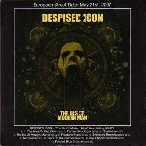 Despised Icon: The Ills Of Modern Man (Promo-CD) - Bild 1