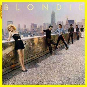 Blondie: Autoamerican - Cover