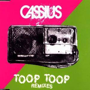 Cover - Cassius: Toop Toop (Remixes)
