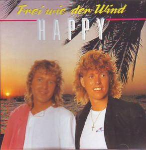 Happy: Frei Wie Der Wind - Cover