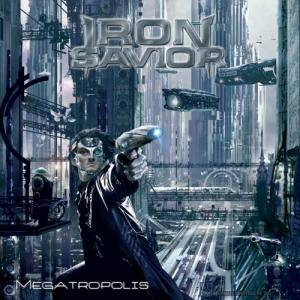 Cover - Iron Savior: Megatropolis