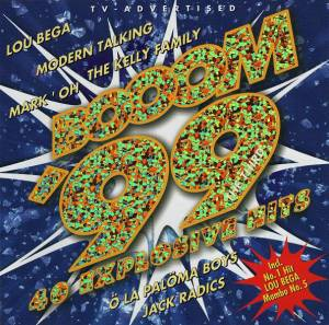 Cover - Deeva: Booom '99 - The Third