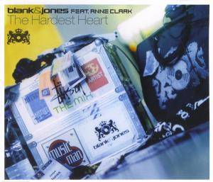 Blank & Jones Feat. Anne Clark: Hardest Heart, The - Cover