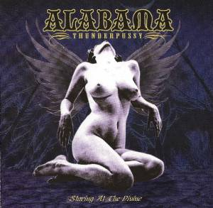 Cover - Alabama Thunderpussy: Staring At The Divine