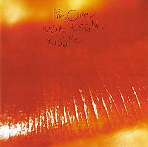 The Cure: Kiss Me Kiss Me Kiss Me (CD) - Bild 1