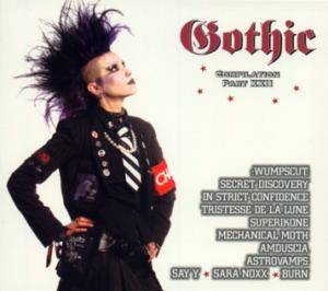Gothic Compilation Part XXII - Cover