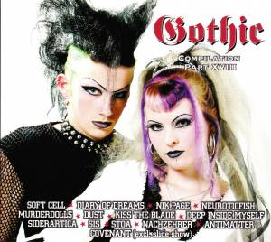 Gothic Compilation Part XVIII - Cover