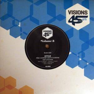 Cover - Thees Uhlmann: Visions 45er 'Volume 3