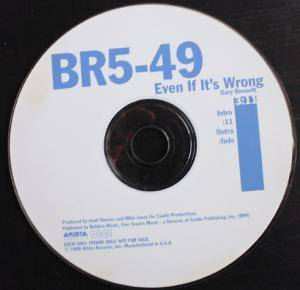 Cover - BR5-49: Even If It's Wrong