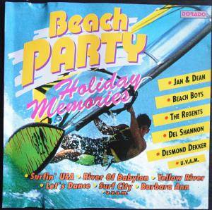 Cover - Regents, The: Beach Party - Holiday Memories