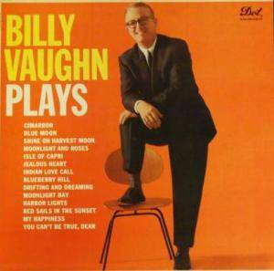 Cover - Billy Vaughn: Billy Vaughn Plays