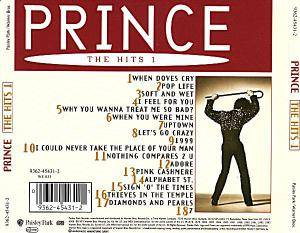 Prince / Prince And The Revolution / Prince & The New Power Generation: The Hits 1 (Split-CD) - Bild 2