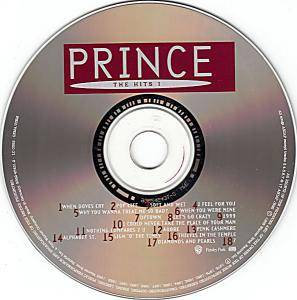 Prince / Prince And The Revolution / Prince & The New Power Generation: The Hits 1 (Split-CD) - Bild 3