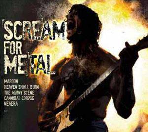 Cover - Smaxone: Scream For Metal
