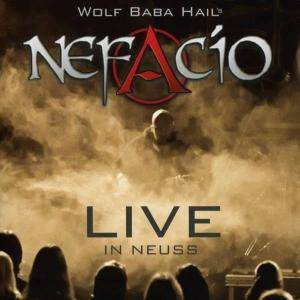 Nefacio: Live In Neuss - Cover