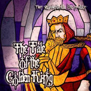 The Psychedelic Ensemble: Tale Of The Golden King, The - Cover
