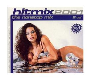 Hitmix 2001 - The Nonstop Mix - Cover