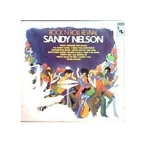 Cover - Sandy Nelson: Rock'n Roll Revival