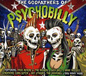 Cover - Scorpions, The: Godfathers Of Psychobilly, The