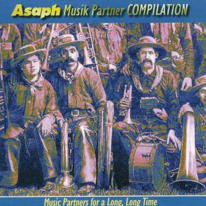 Asaph Musik Parner Compilation - Cover