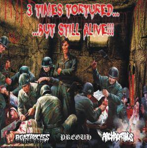 Cover - Archagathus: 3 Times Tortured ...But Still Alive