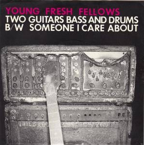 Cover - Young Fresh Fellows, The: Two Guitars Bass And Drums