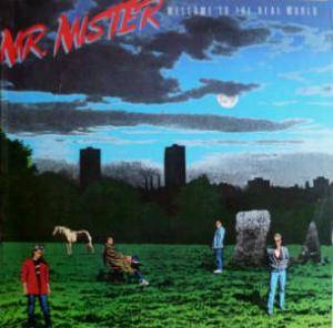 Mr. Mister: Welcome To The Real World (LP) - Bild 1